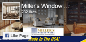 click image to visit Miller's Window Works Facebook page